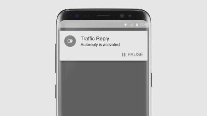In-Traffic Reply: Neue App für automatische Antworten aus dem Auto