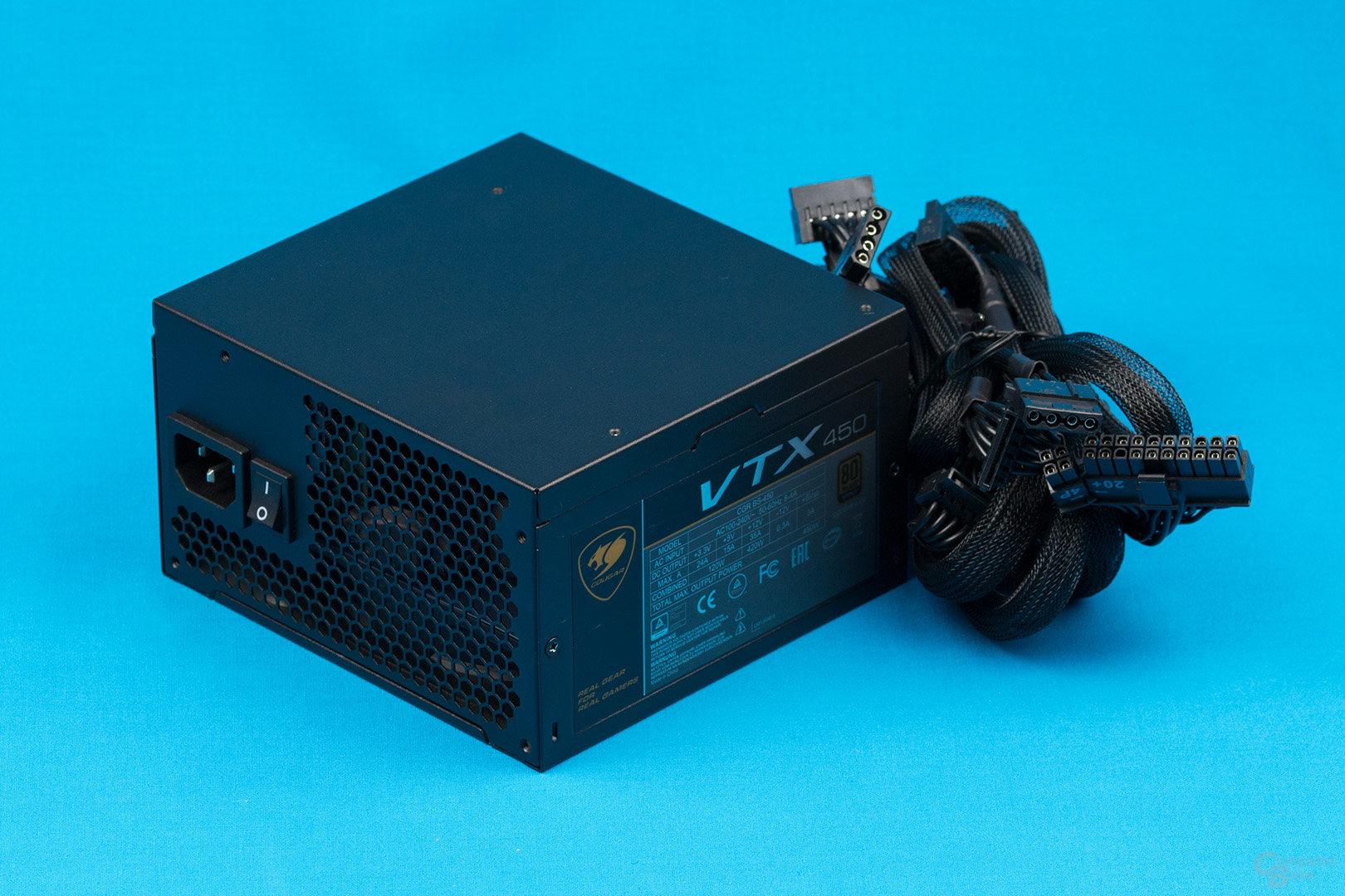 Cougar VTX 450W
