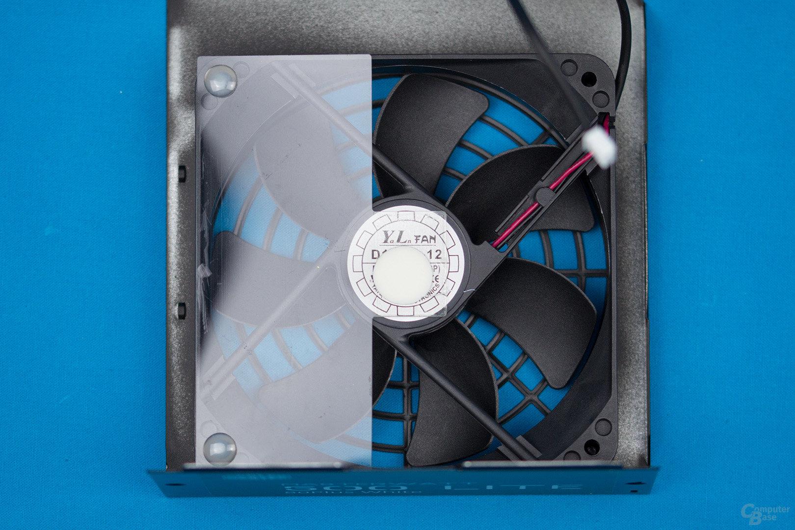 Cooler Master MasterWatt Lite 500W – Lüfter