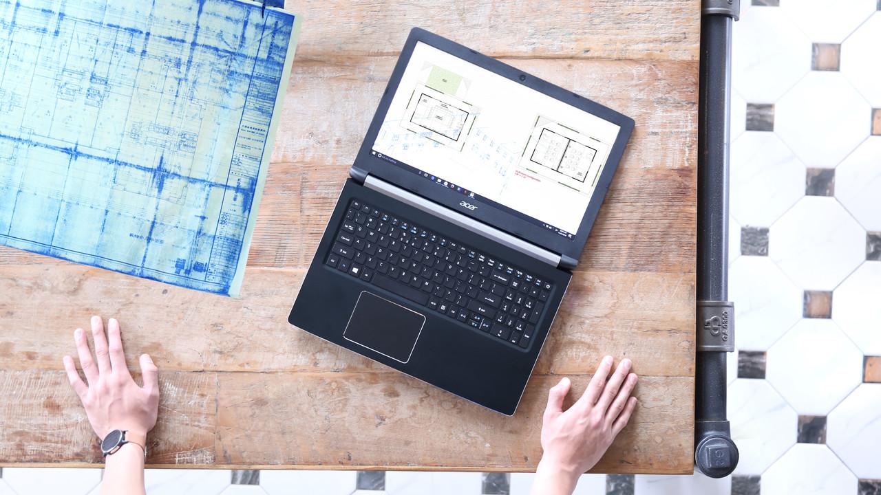 Acer Aspire: Passiv gekühlter All-in-One-PC und vier neue Notebooks