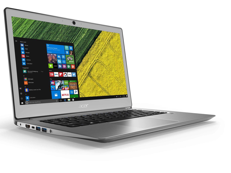 Acer Swift 3 mit 15,6 Zoll