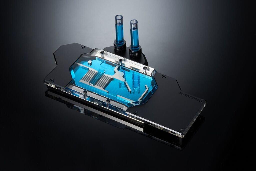 Phanteks Glacier G1080Ti Gigabyte Gaming OC