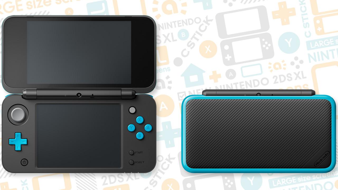 New Nintendo 2DS XL: Großes Display und mehr Leistung zum Zuklappen