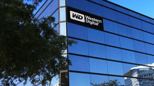 Western Digital: SanDisk macht sinkende HDD-Verkäufe mehr als wett