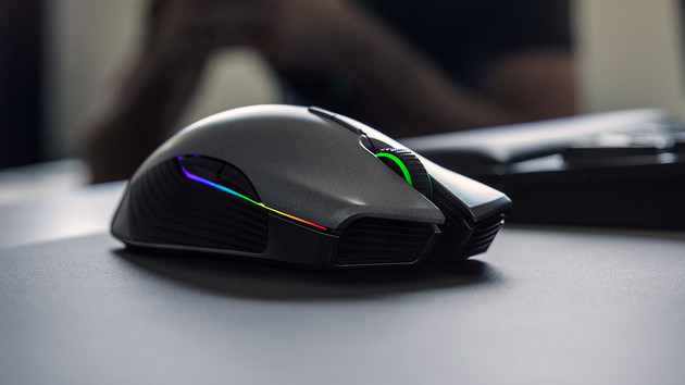 Razer Lancehead: High-Tech-Spielemäuse für Rechts- und Linkshänder