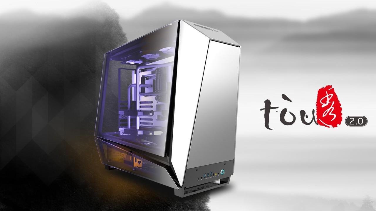 In Win tòu 2.0: Limitiertes Glasgehäuse für 2.400 Euro lieferbar