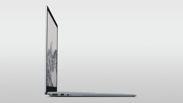 Microsoft: Surface Laptop mit Windows 10 S und 14,5Stunden Laufzeit