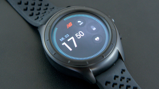 New Balance RunIQ im Test: Runde Smartwatch mit GPS für Läufer