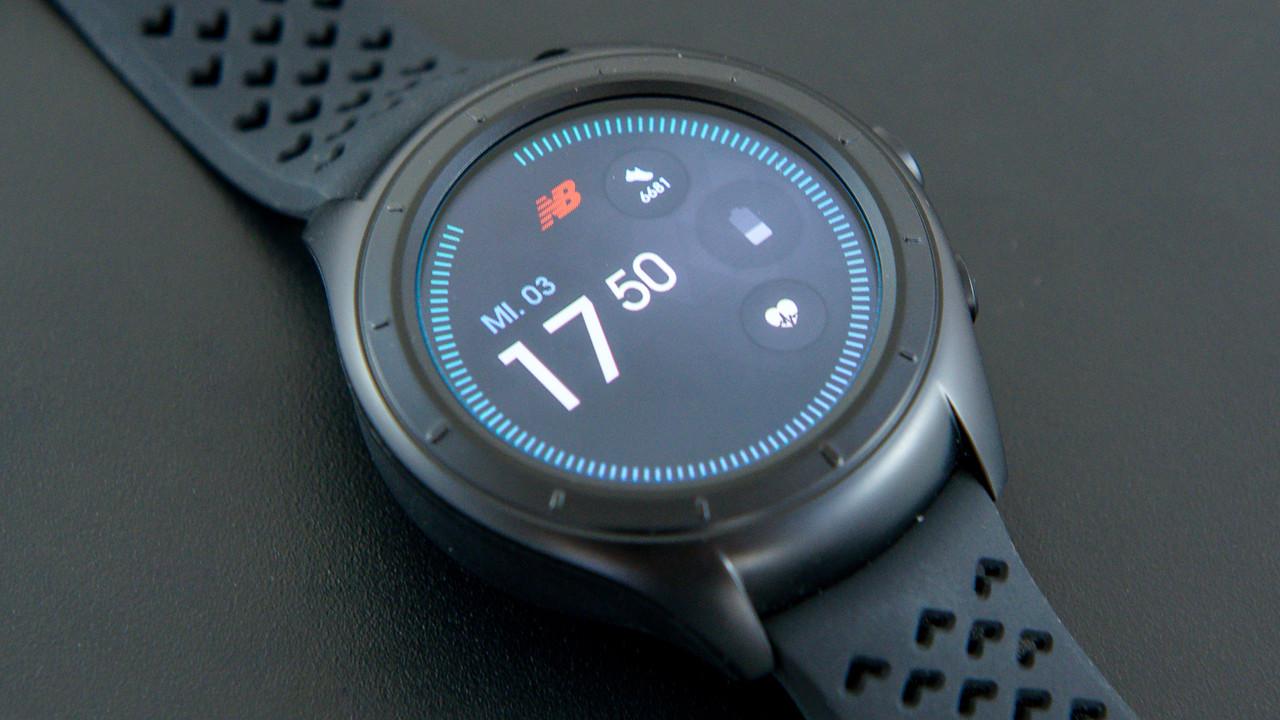new balance runiq im test runde smartwatch mit gps f r. Black Bedroom Furniture Sets. Home Design Ideas