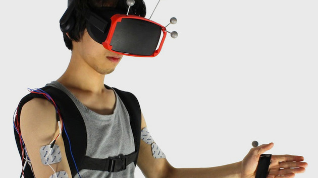 Virtual Reality: Mit dem Holodeck auf Tuchfühlung