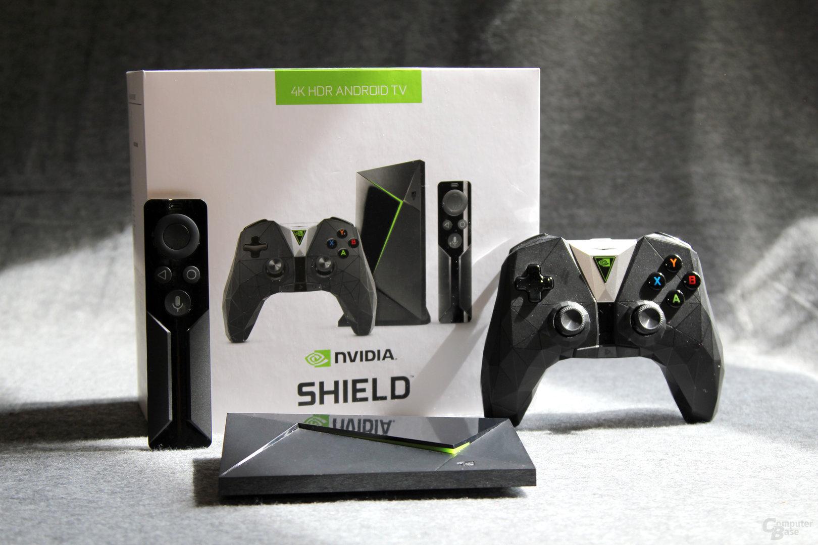 Das Shield-Paket für 230 Euro