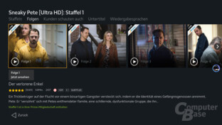 Amazon Video HDR