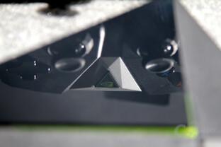 Mit Controller zielt die Box auf Gamer