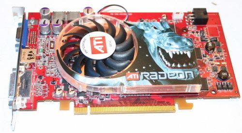 ATi Radeon X800 PCI Express | Quelle: Anandtech