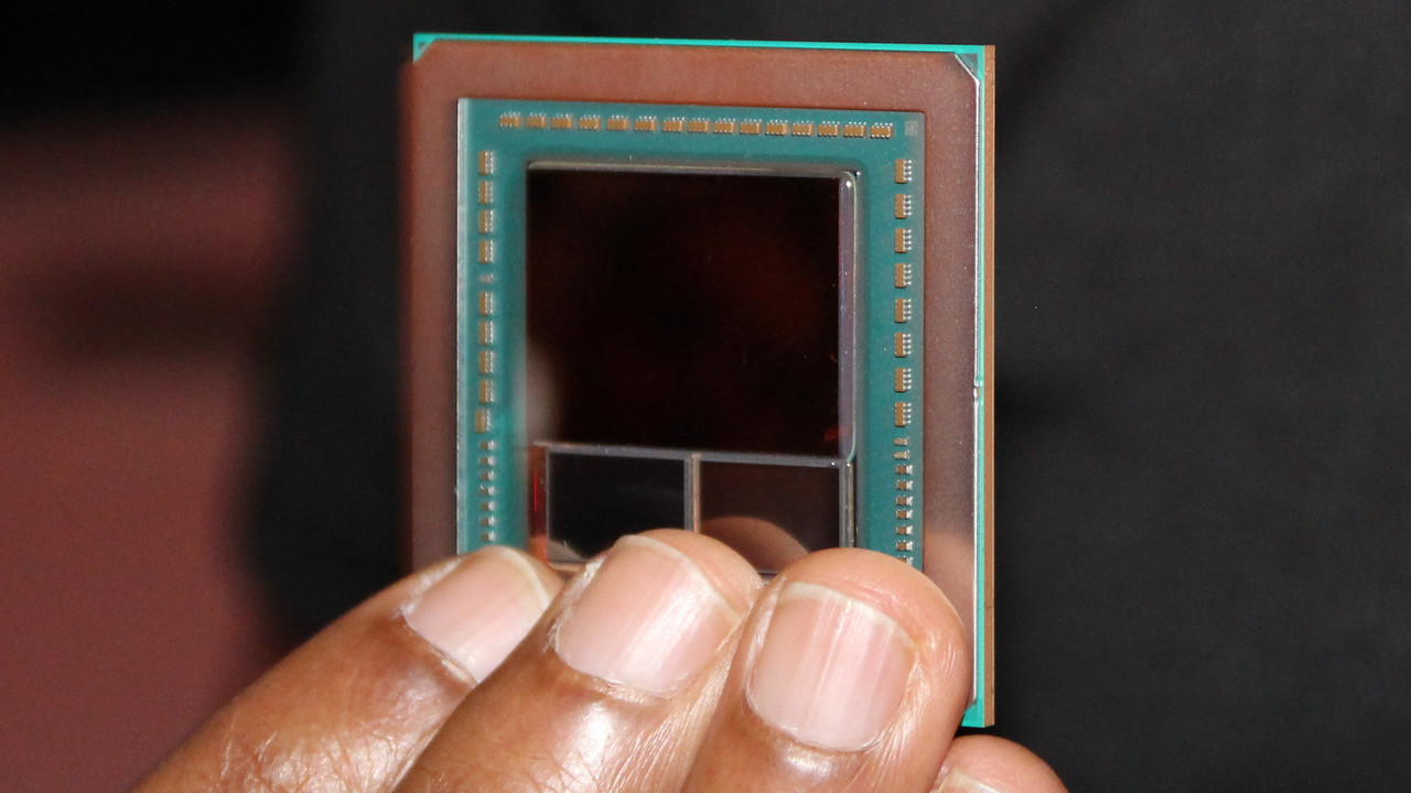 AMD Vega 10: Linux-Patch offenbart große Ähnlichkeit mit Fiji