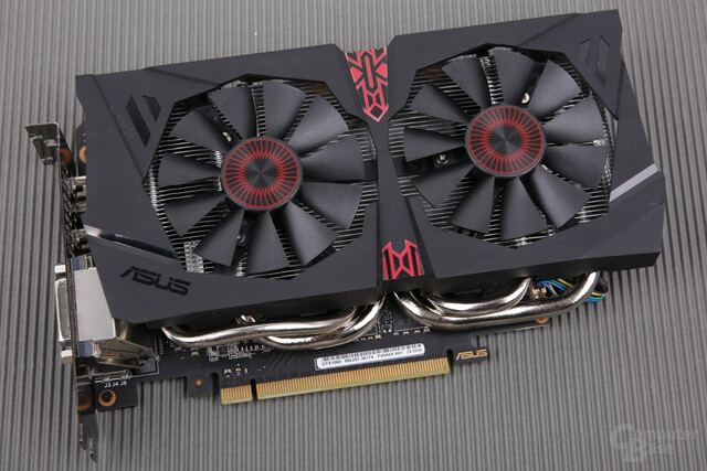 Asus GeForce GTX 1060 9 Gbps