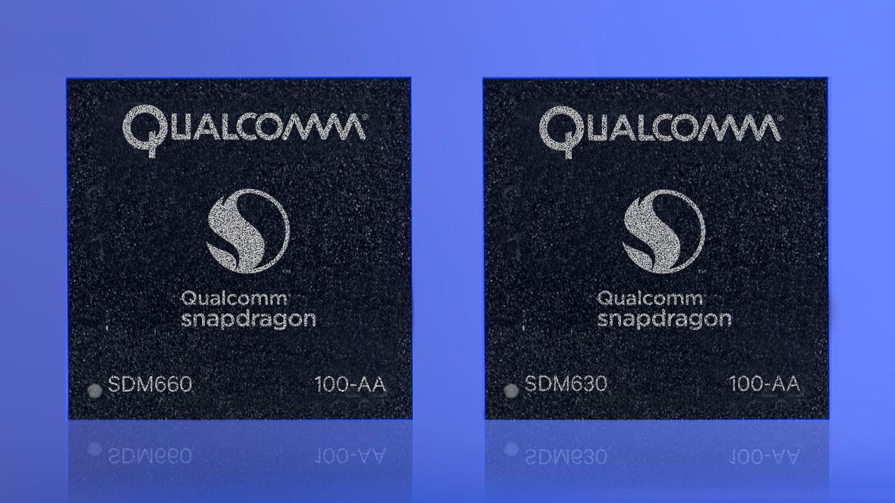 Snapdragon 660 und 630: Qualcomm bringt Kryo und LTE Cat. 12 in die Oberklasse