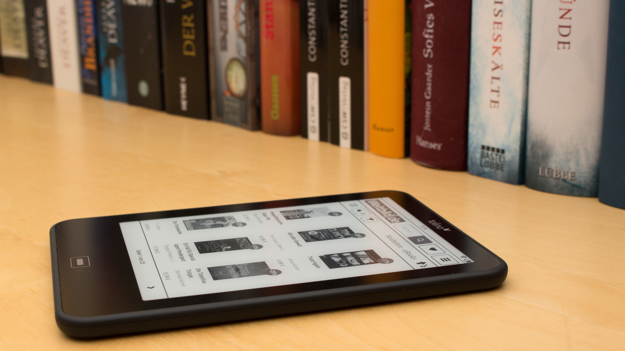 Tolino E-Book-Reader: Update mit zahlreichen Verbesserungen
