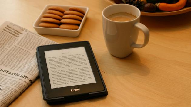 Amazon: Auflagen für Verleger digitaler Bücher gelockert