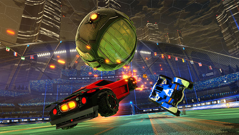 Aktion: Rocket League am Wochenende gratis testen