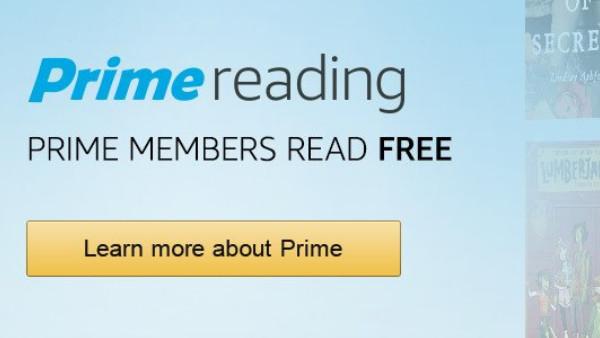 Amazon Prime Reading: Deutschlandstart soll kurz bevorstehen