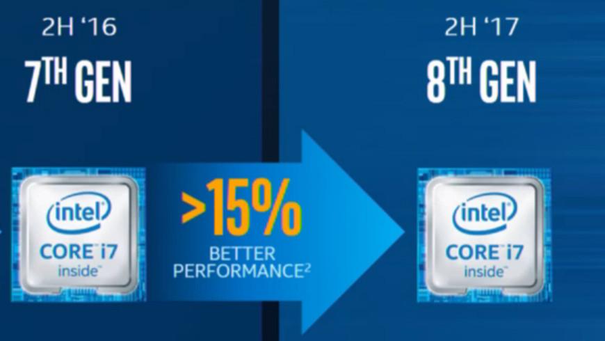 Intel Core i7-8650U: Kaby-Lake-Refresh-CPU taucht in Benchmarks auf