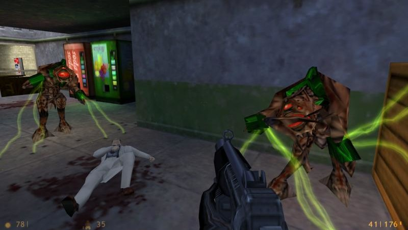 Half-Life 1: Valve entfernt Zensur per DLC