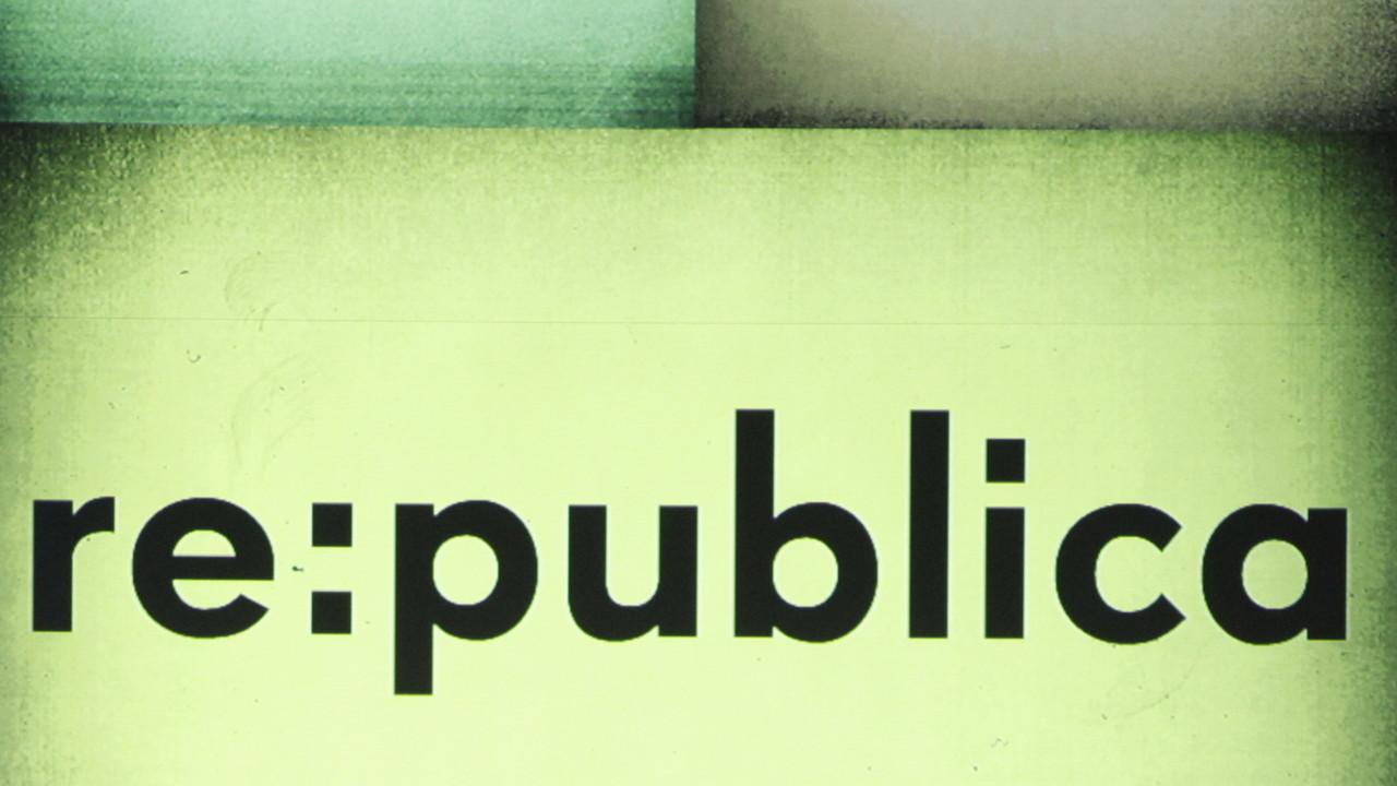 re:publica 2017: Ein Appell für mehr Freundlichkeit im Netz