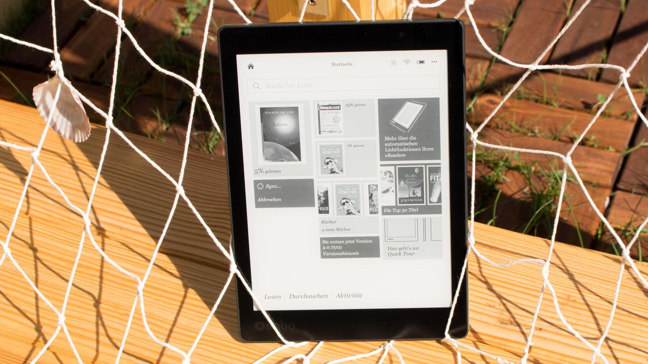 E-Book-Reader: Rakuten streicht Kobo als Marke in Deutschland