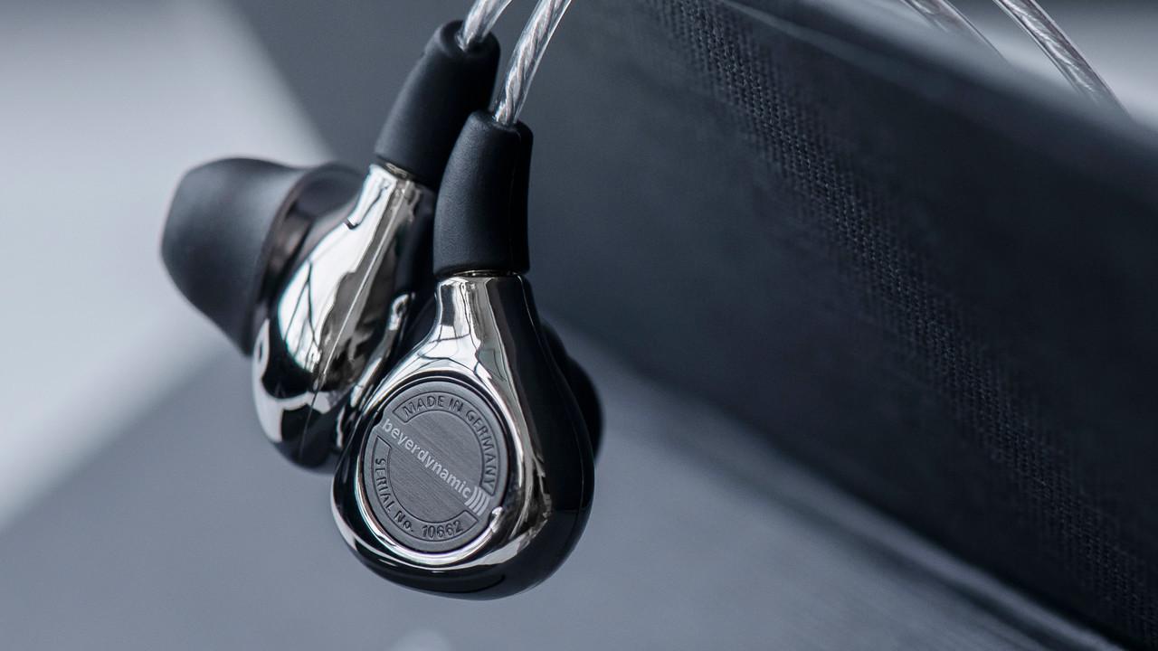 beyerdynamic Xelento wireless: Kabelloser In-Ear-Hörer mit Tesla und aptX-HD-Codec