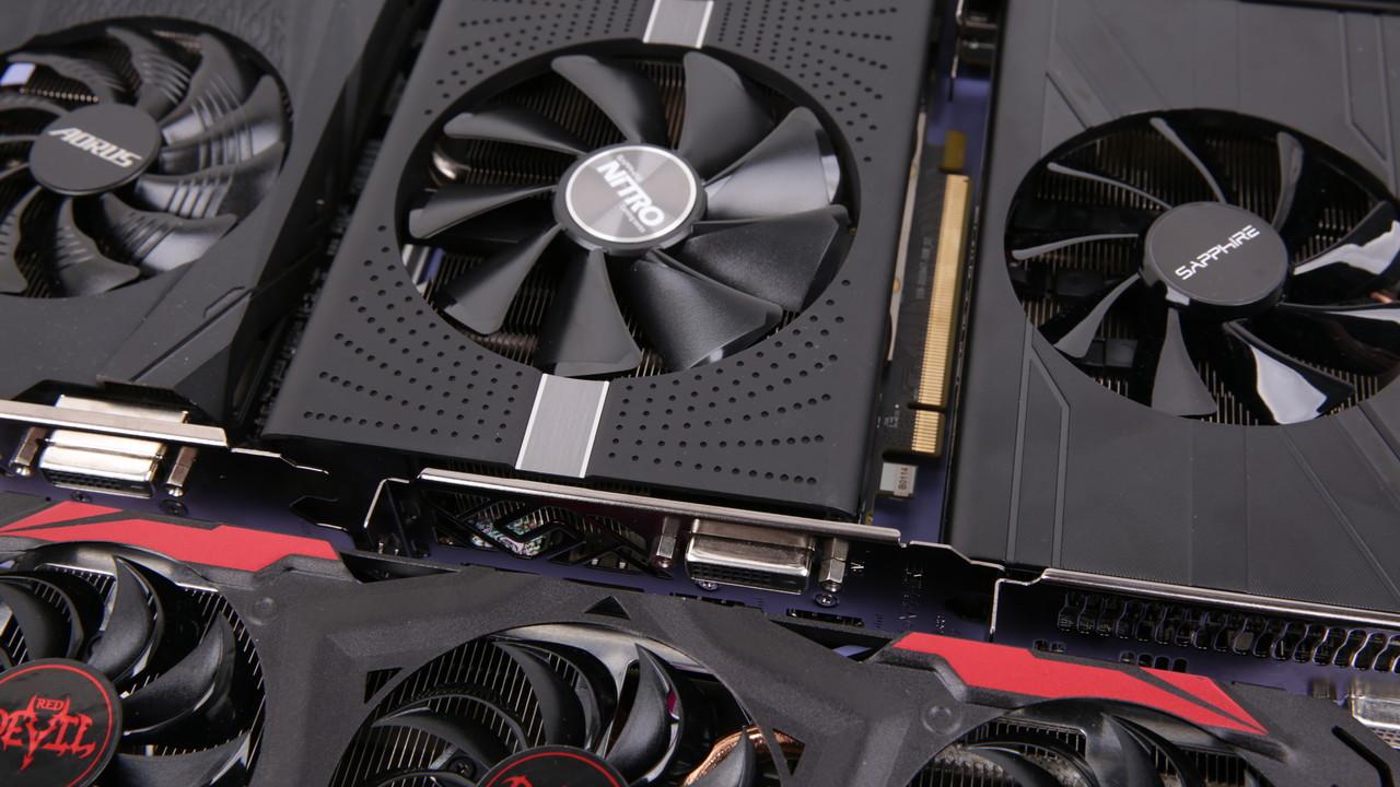 Radeon RX 570 im Test: Partnerkarten im Benchmarkvergleich