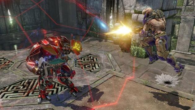 Quake Champions: Neun Tage Beta für alle Interessierten