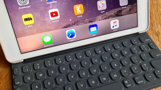 Smart Keyboard: Apple verlängert Garantie der iPad-Pro-Tastatur