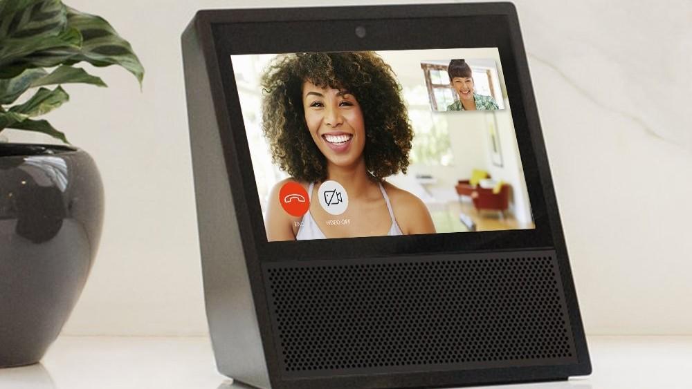 Amazon: Echo Show mit Display und Sprachsteuerung offiziell