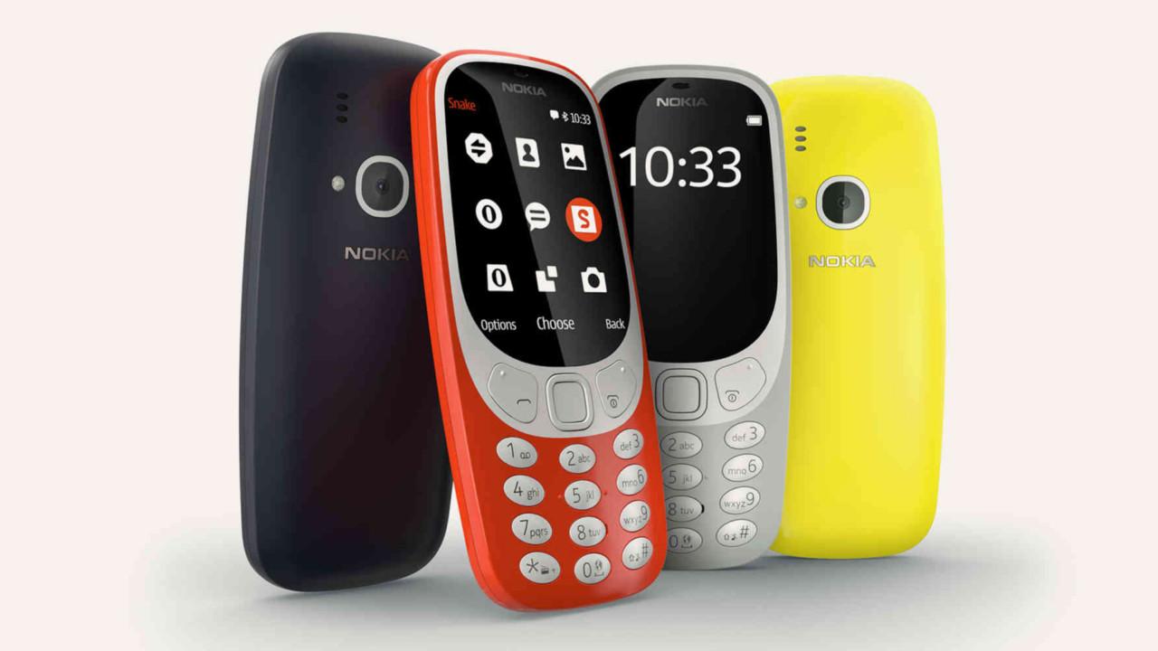 Termin: Nokia 3310 erscheint am 26. Mai in Deutschland
