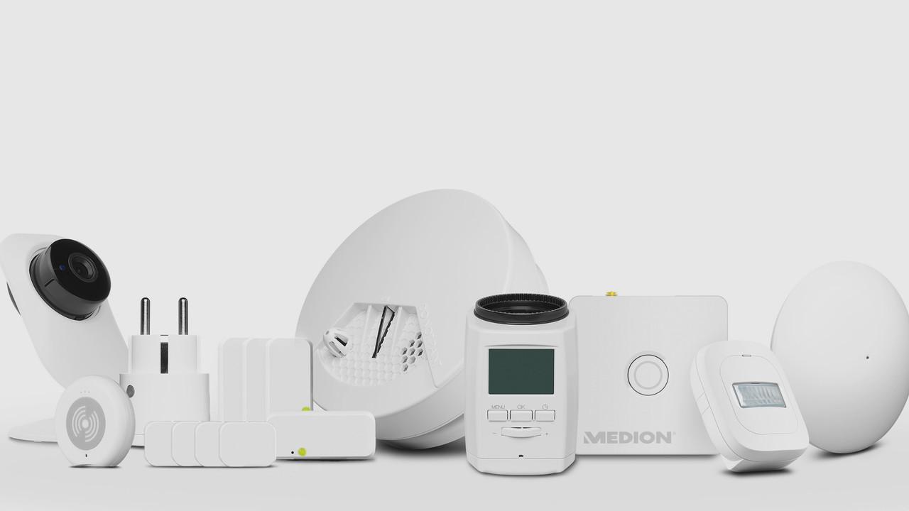 Amazon Alexa: Medion Smart Home per Sprache steuerbar