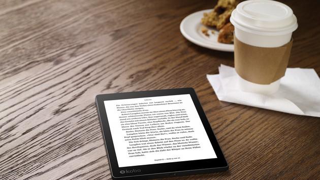 Kobo E-Book-Reader: Firmware 4.4.9298 enthält viele Neuerungen