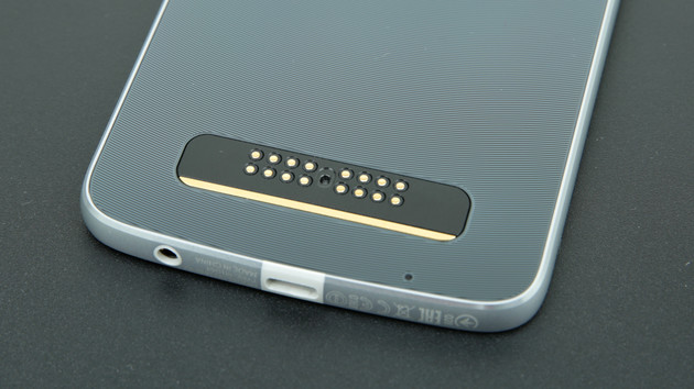 Modulare Smartphones: Lenovo zeigt Konzept eines Tablets als Moto Mod
