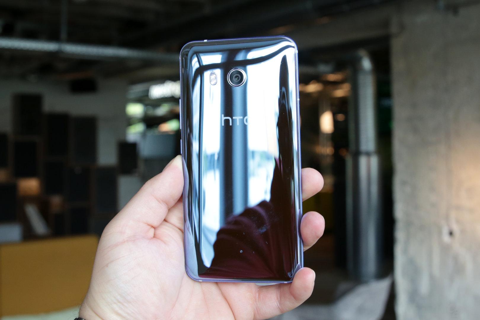 Silber ist die neue Farbe im Sortiment von HTC