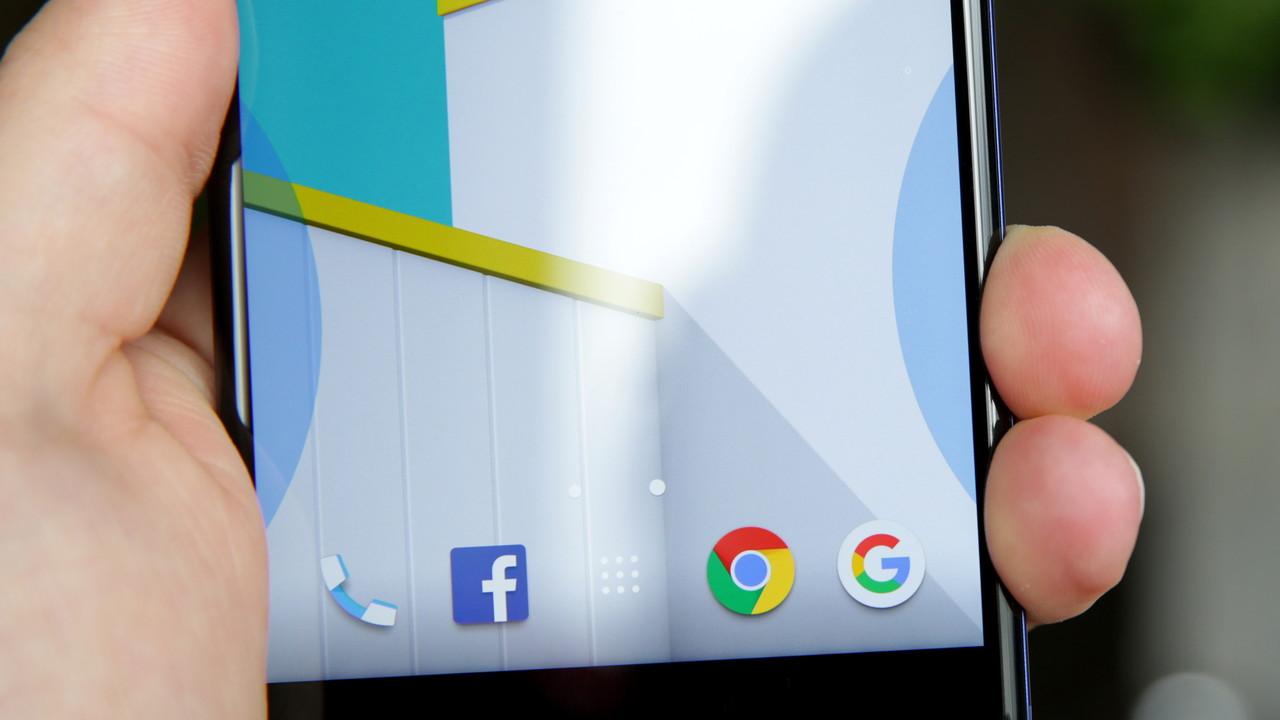 HTC U11 ausprobiert: Smartphone mit Rahmen zum Drücken