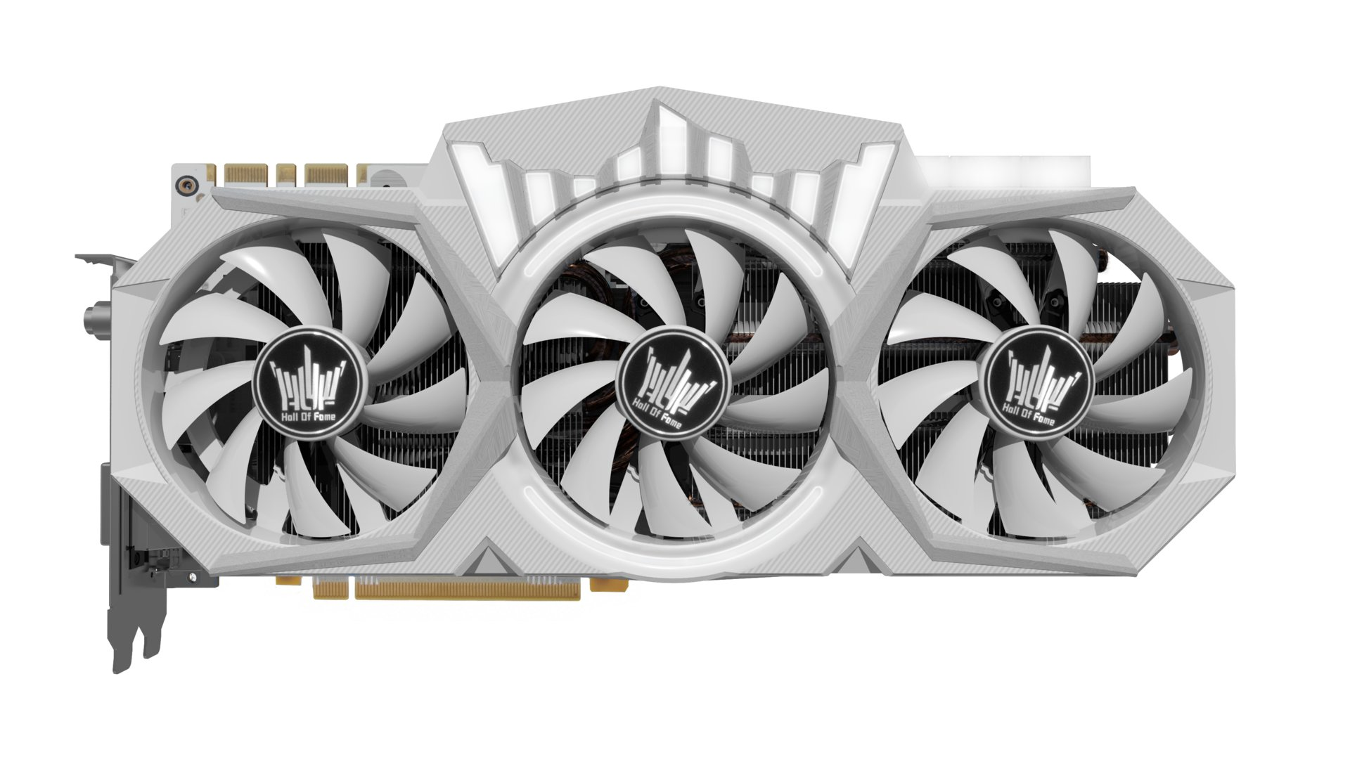 GeForce GTX 1080 Ti Hall of Fame (HOF)