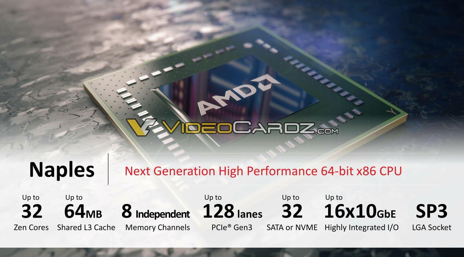 AMD Naples