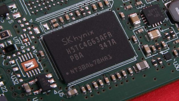 Chip-Hersteller: SK Hynix neue Nummer drei, Infineon zurück in den Top 10