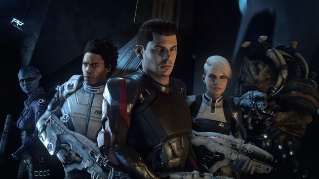 Mass Effect: Serie liegt nach Andromeda auf Eis