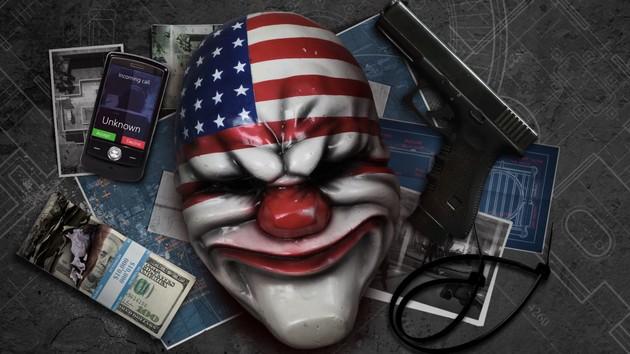 PayDay 2: Ultimate Edition und VR-Modus angekündigt