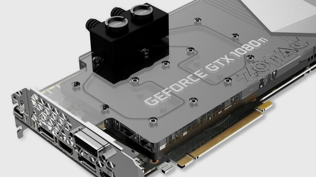 GTX 1080 Ti ArcticStorm: Zotac setzt GP102 unter Wasser, dreht wenig am Takt
