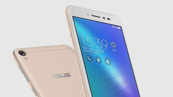Asus ZenFone Live: Smartphone für Livestreams und Selfies