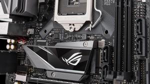 ROG Strix H270I / B250I Gaming: Günstige Mini-ITX-Mainboards von Asus mit M.2-Kühler