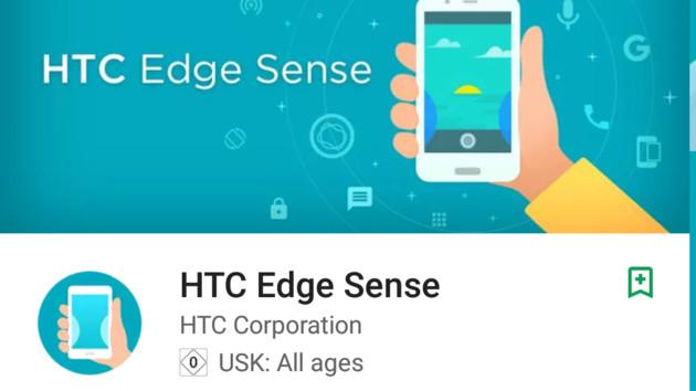 Gespürvolle Soundbox HTCs neues Smartphone U11 mit Touch-Funktion am Rahmen