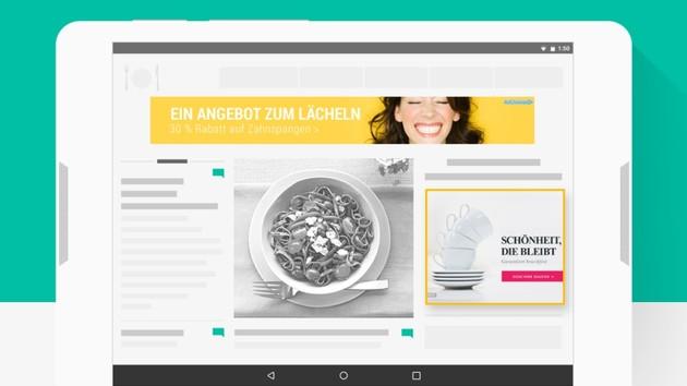 Werbung: Neue AdSense-Regel lohnt sich für Publisher und Google